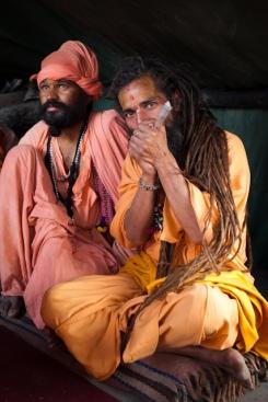Smoking, Maha Kumbh Mela
