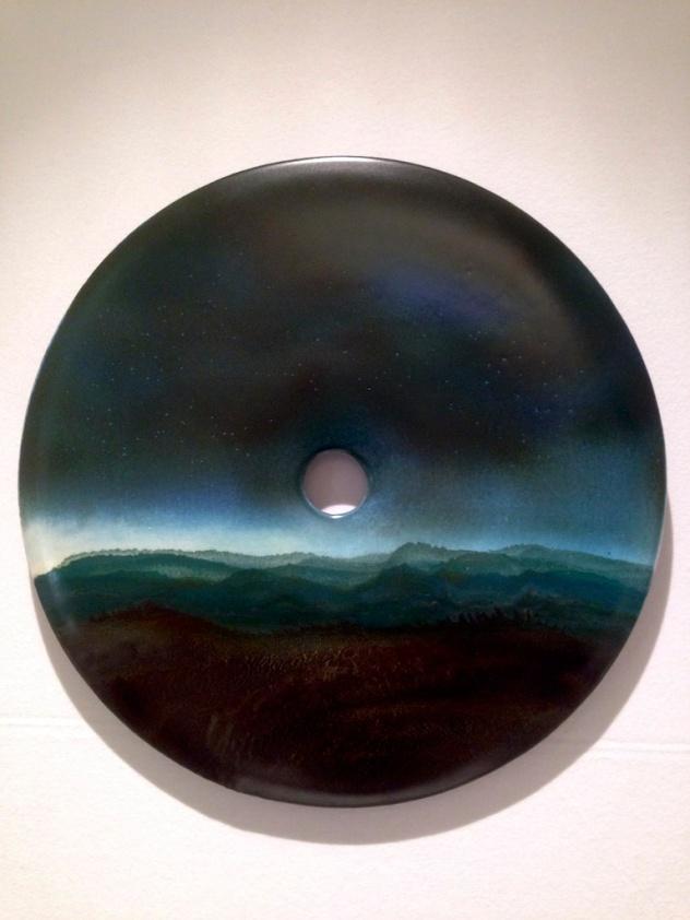 Fables et Paysages de Jean Girel, Galerie Arcanes