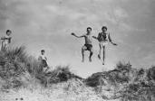 """""""Sur les dunes"""", Gouville, Marc Held, 1950"""