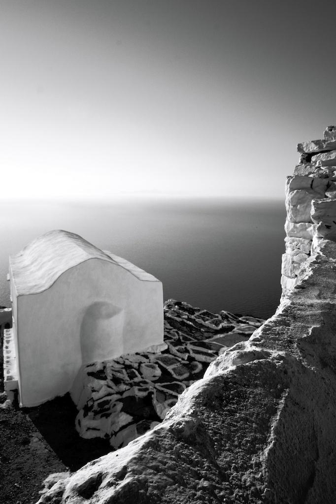 Grèce Folégandros Gilles Dallière
