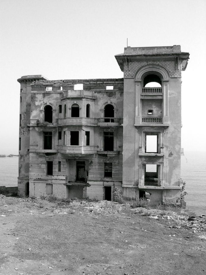 ruine Algérie Gilles Dalliere