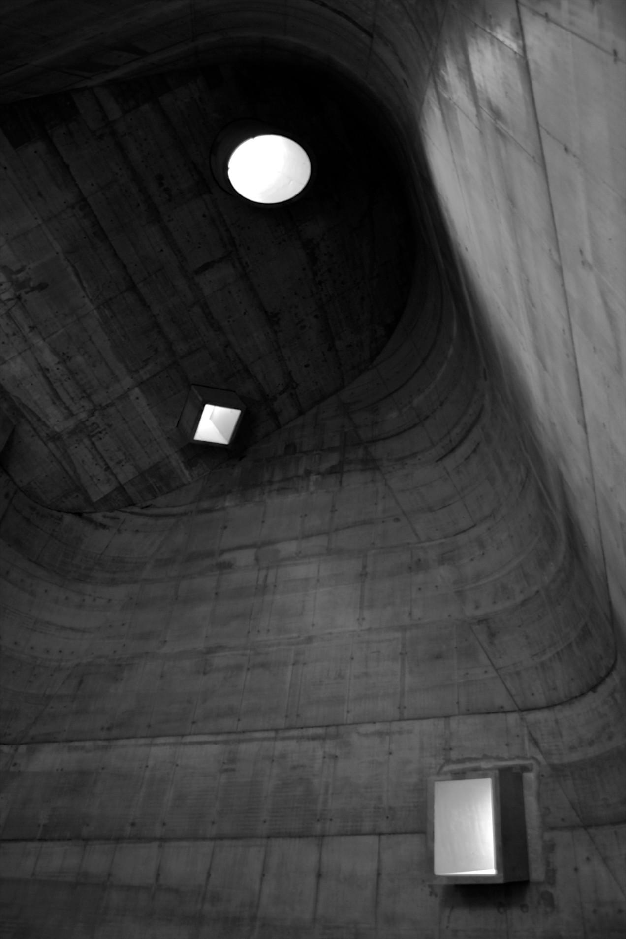 Firminy  Le Corbusier Gilles Dallière