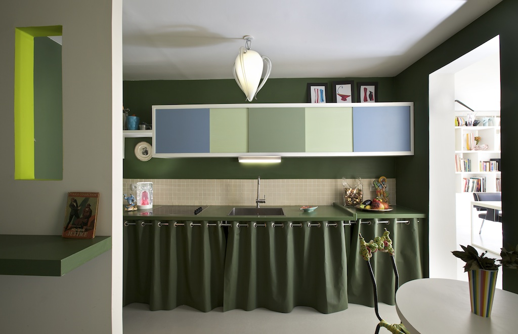 le vert une couleur rebelle clich s. Black Bedroom Furniture Sets. Home Design Ideas