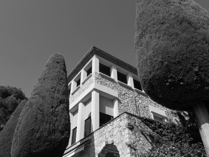 Villa Domergue, Cannes 2014