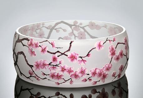 Sakura Gold Kirschner Bowl