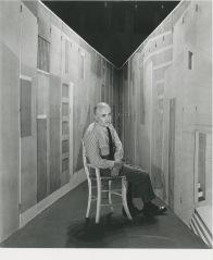 portrait 1958-stanza metafisica