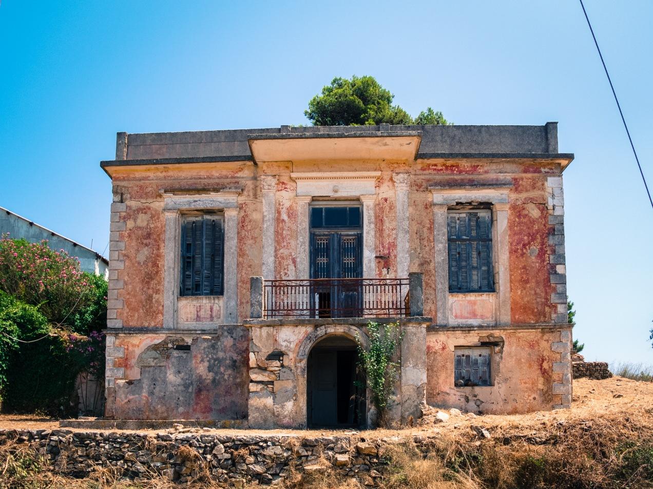 Maison Néoclassique