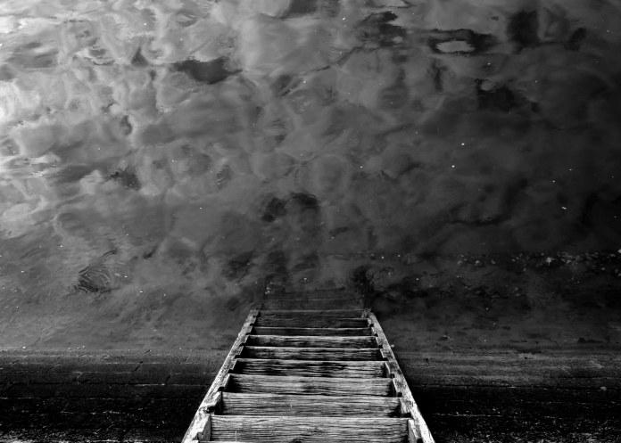 Nager en eaux troubles, Hossegor, 2014, gildallière - copie