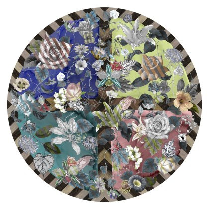 Tapis « Malmaison », Sacha Walckhoff Christian Lacroix, Moooi.