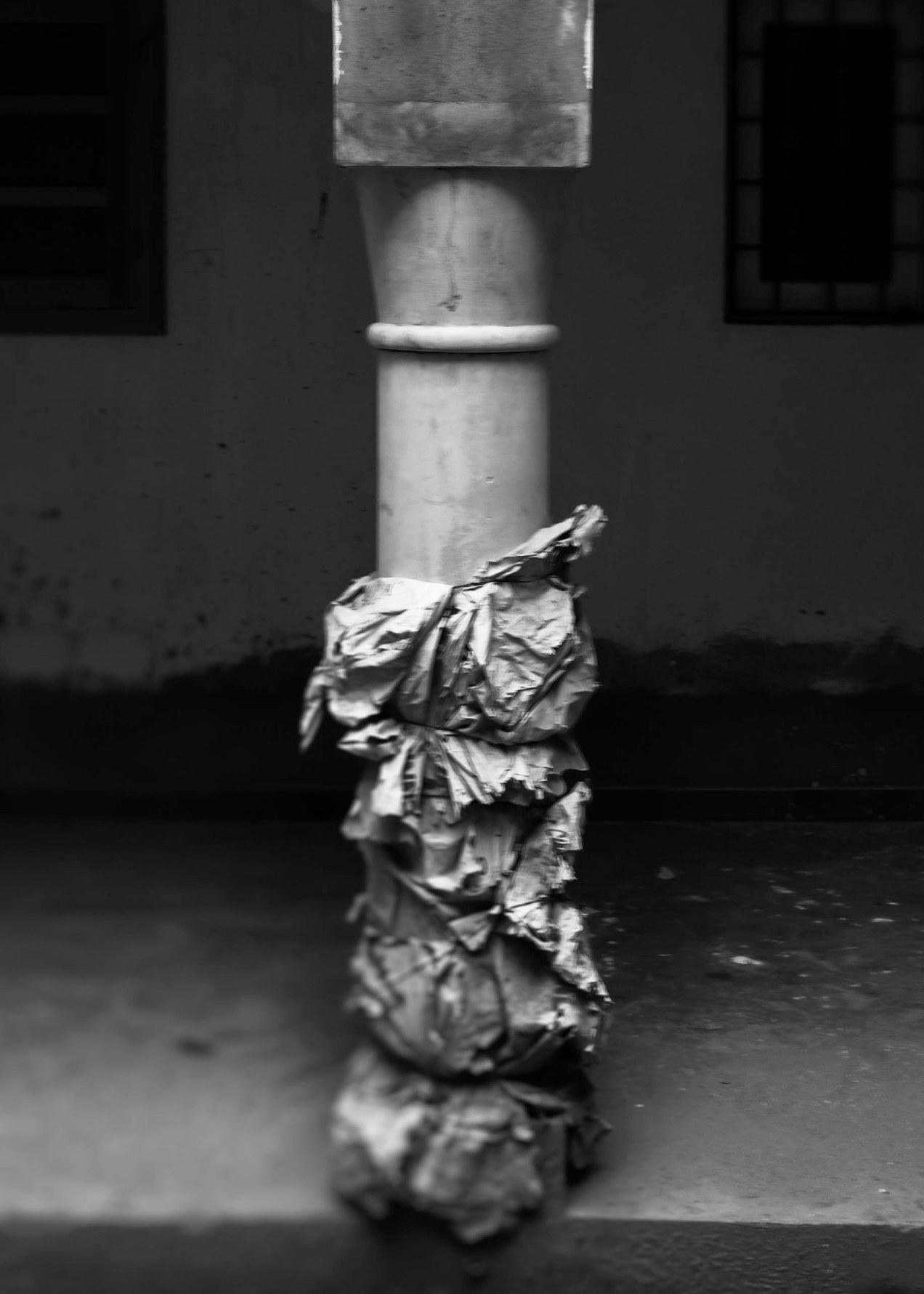 colonne de marbre,Tunisie, 2011, gildallière - copie-Modifier