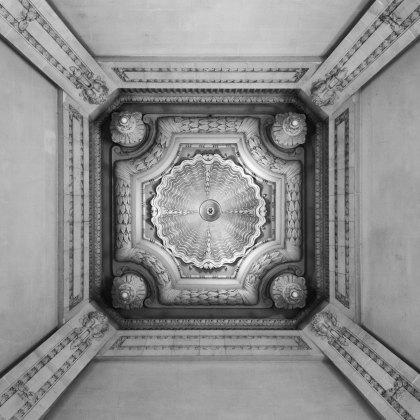Plafond de l'escalier du Grand Palais, gildalliere, 2017