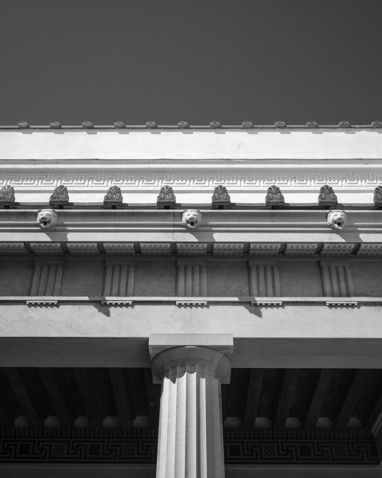 kérylos, détail d'architecture, gildalliere, 2017.jpg