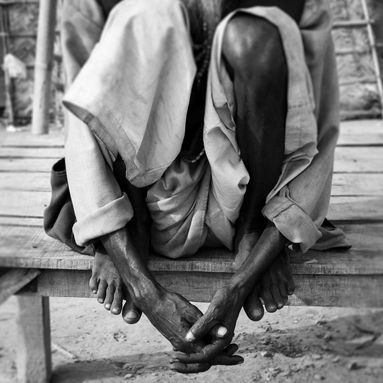 Le Gange, Inde, Gildalliere, 2008