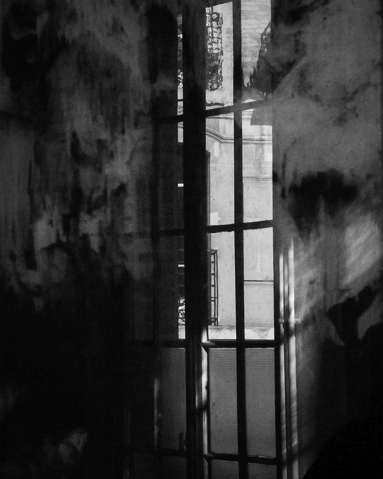 Reflet dans l'oeuvre d'Anaïs Boudot, Paris, gildalliere, 2017