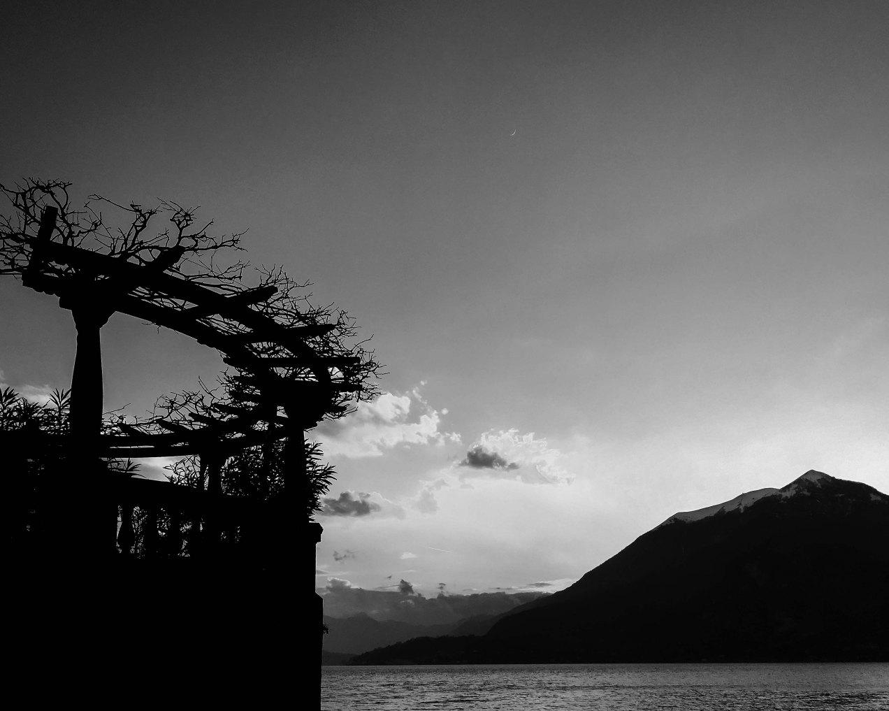 Balcon, lac de Côme, Varenna, Italie, gildalliere, 2018