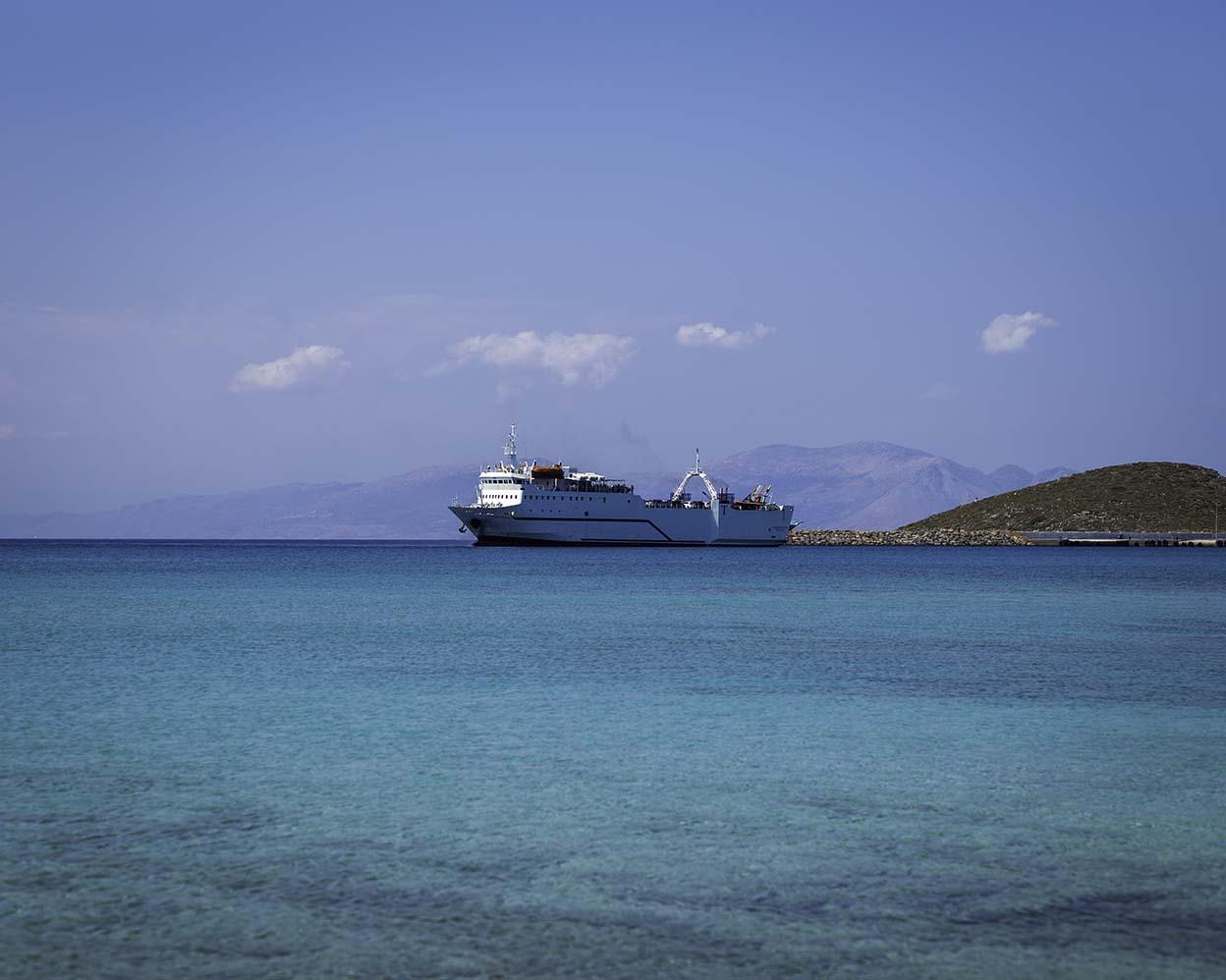 Diakofti, Grèce, gildalliere, 2018