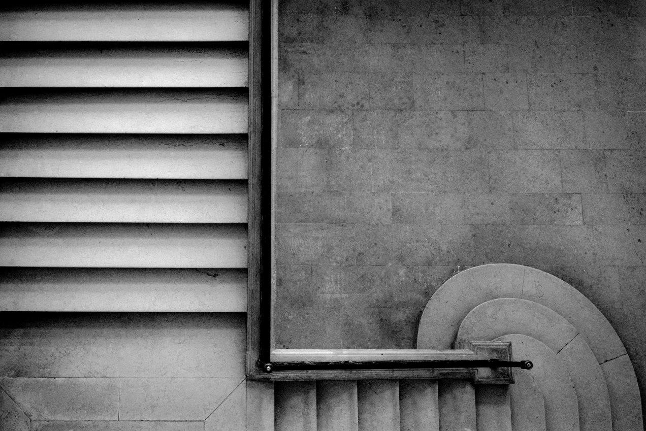 Grand escalier de l'hôtel des Invalides, Paris, gildallière, 2018