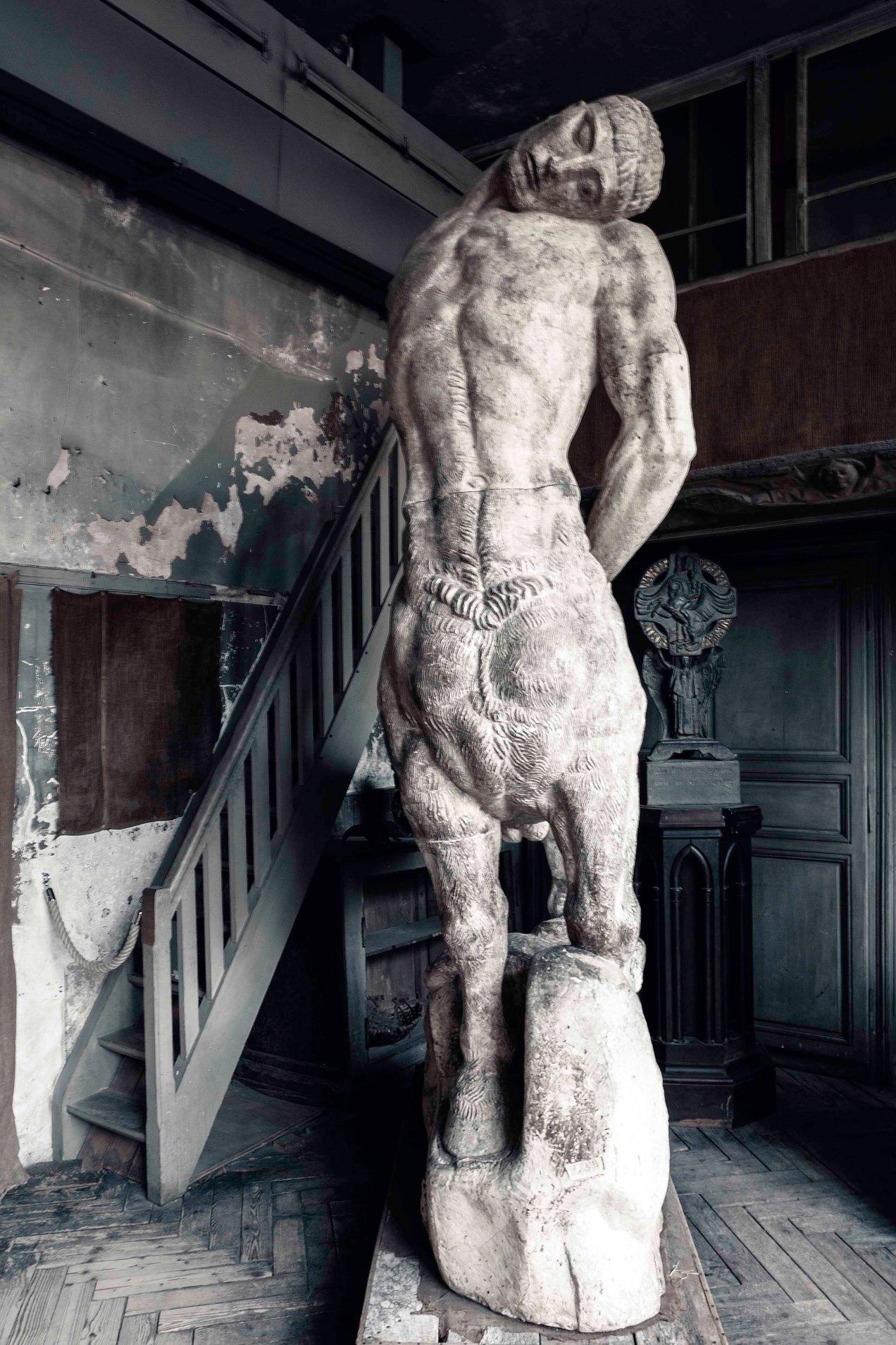 Musée Bourdelle, le centaure mourant, gildalliere, 2015