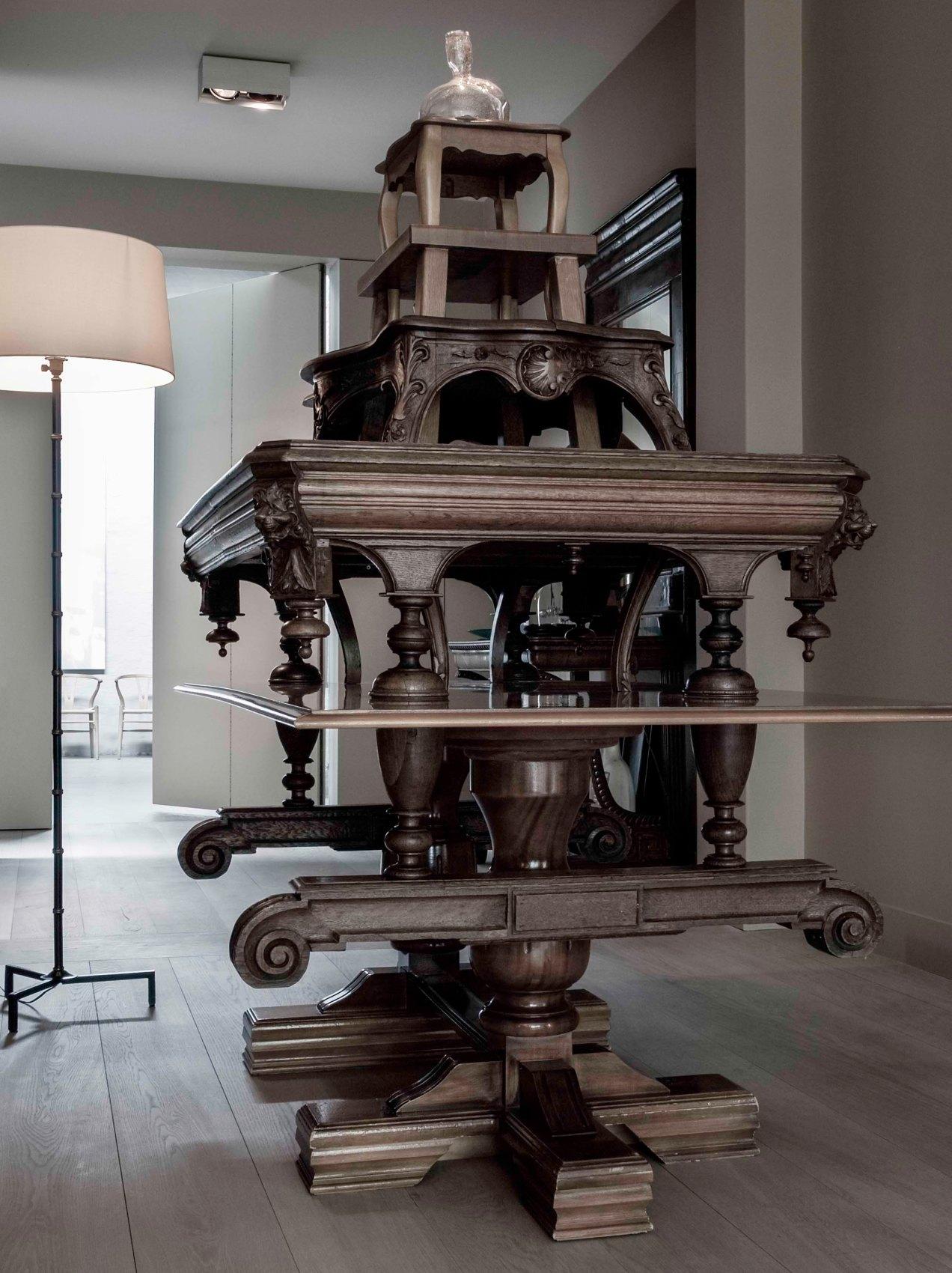 uil, sculpture, Belgique, gildalliere, 2018