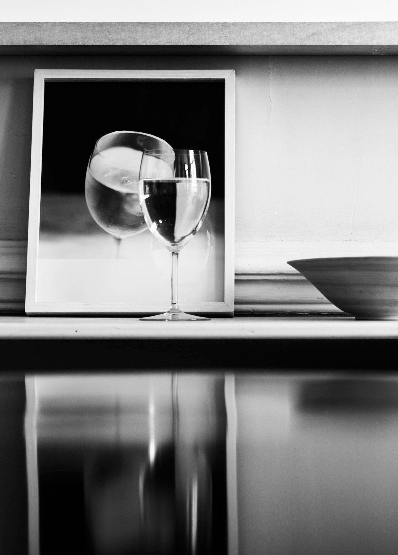 Le verre d'eau, gildalliere, 2008,A. de Vilmorin