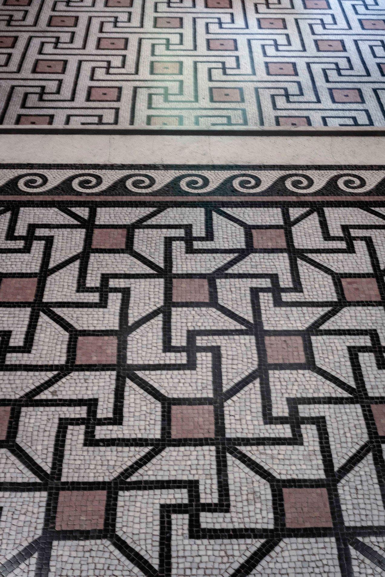 Mosaiques musée Cernuschi,gildalliere, 2017