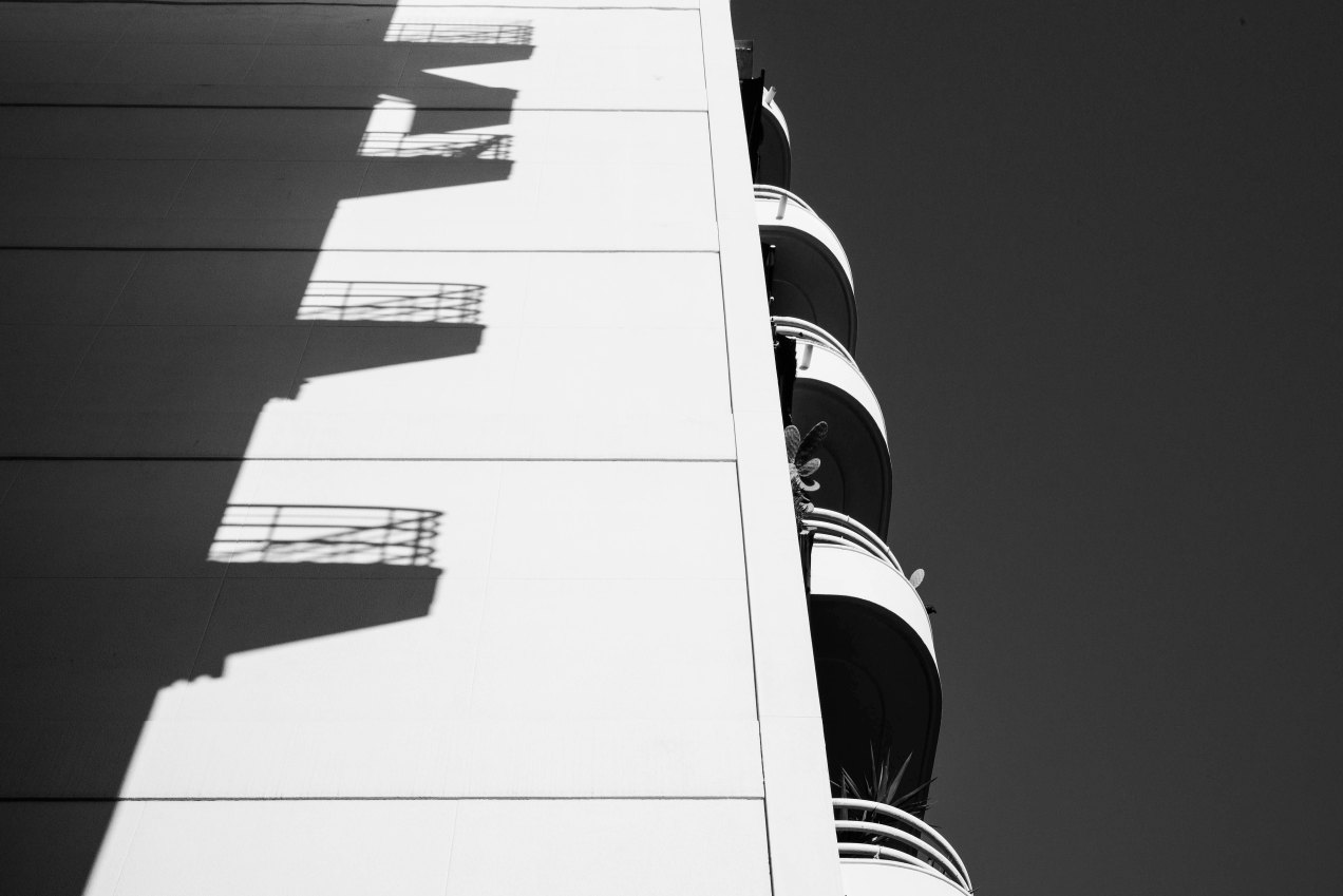 Balcon sur la mer, Nice, gildalliere, 2018