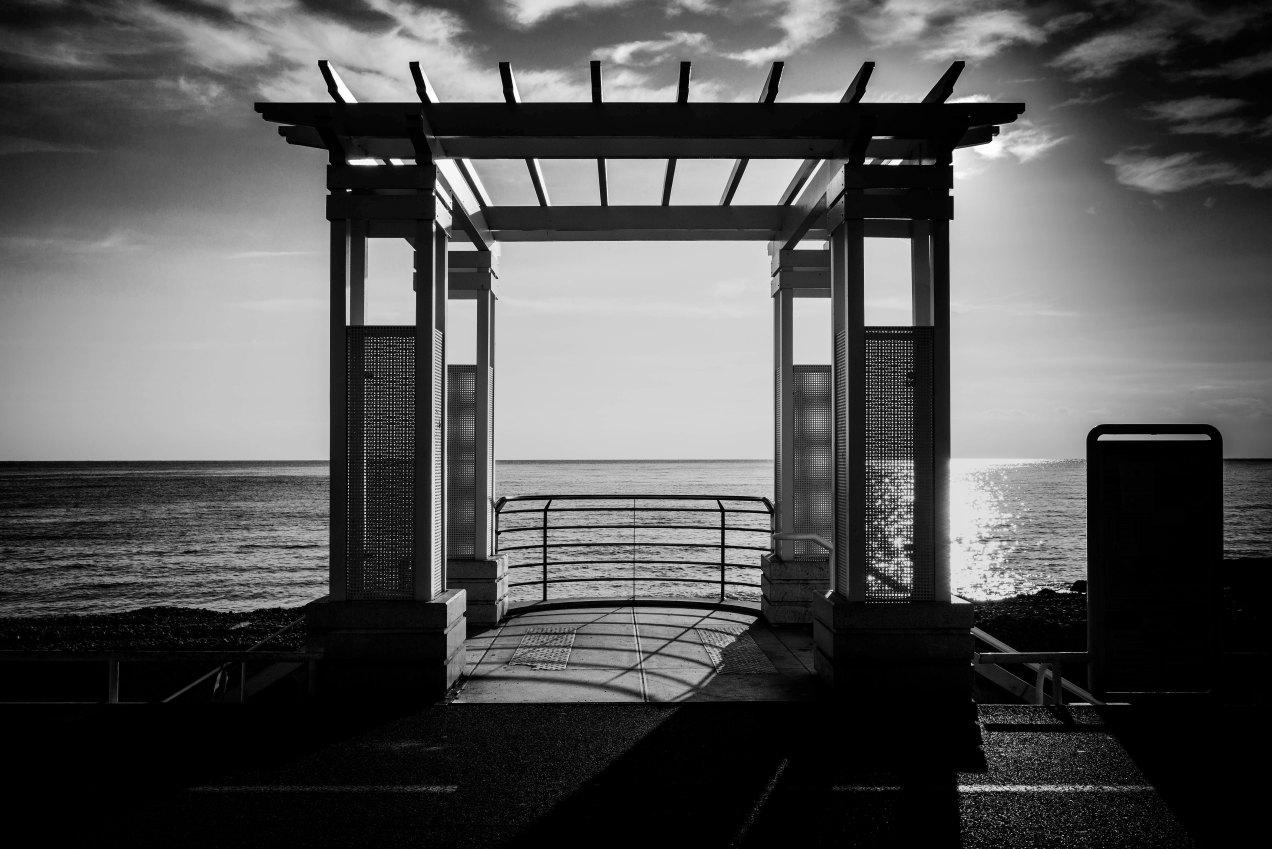 Un balcon sur la mer, gildalliere, Nice, 2019