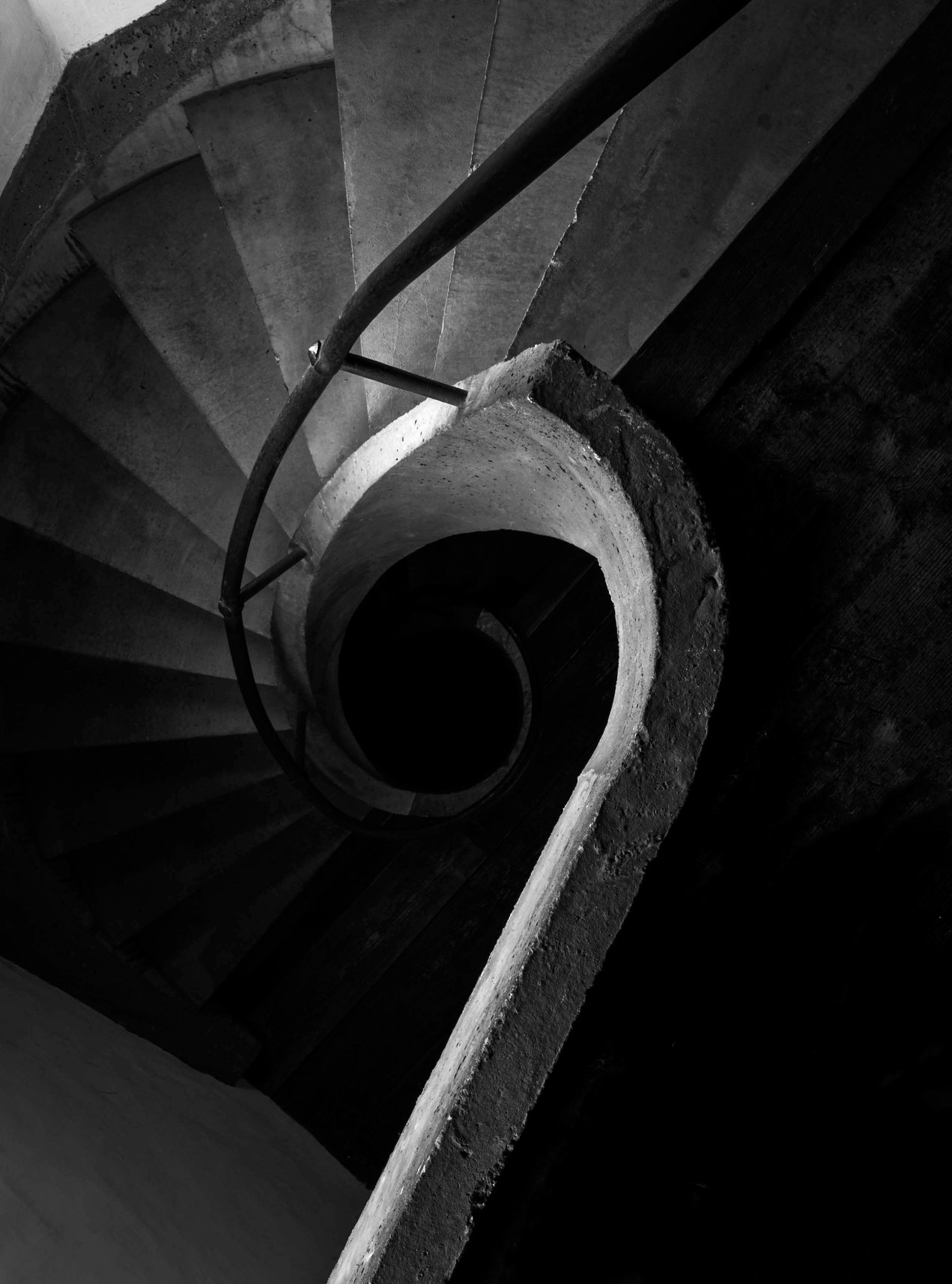 Escalier, Anvers, gildalliere, 2006