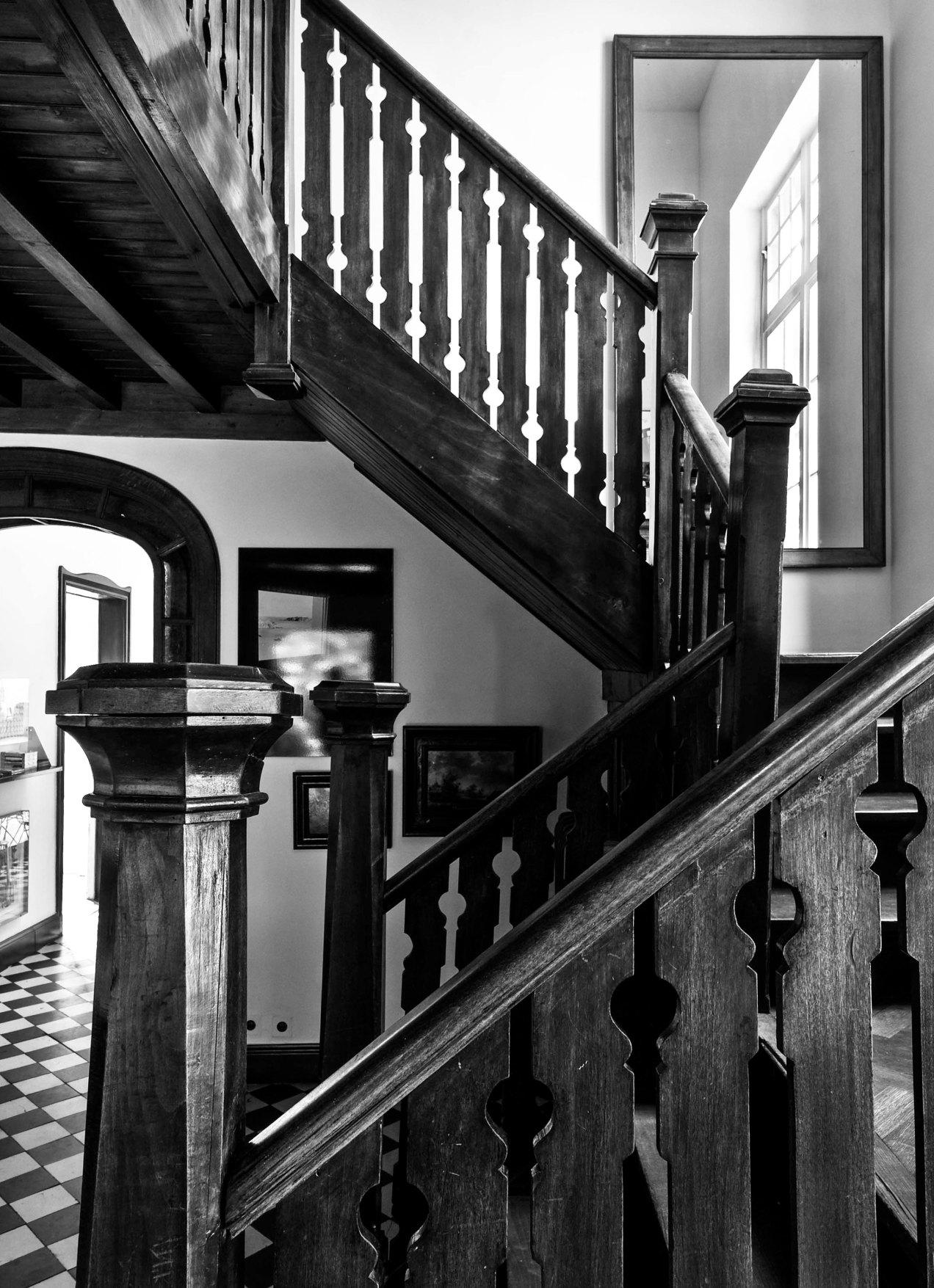 Escalier, belgique, gildalliere, 2012