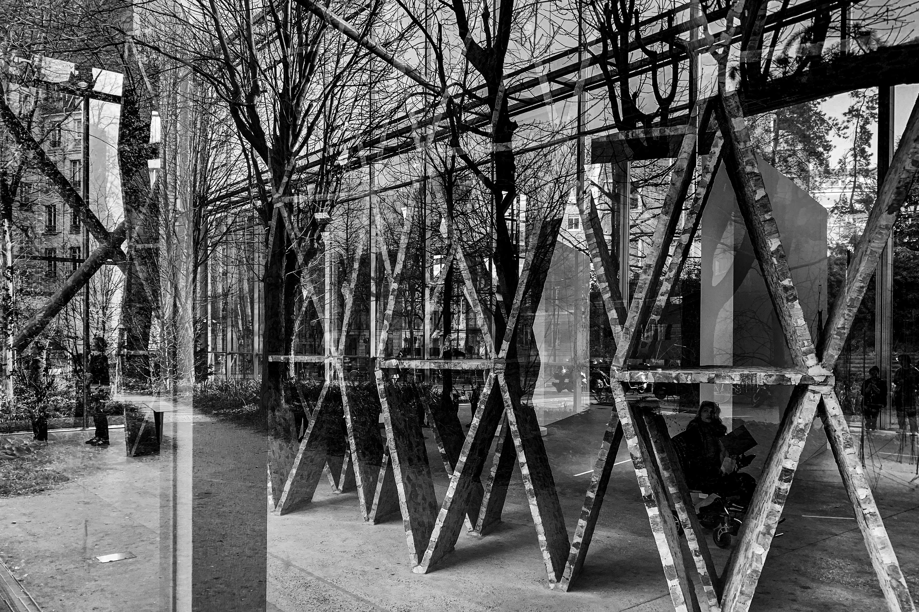 Géométries sud, fondation cartier, gildalliere, 2019