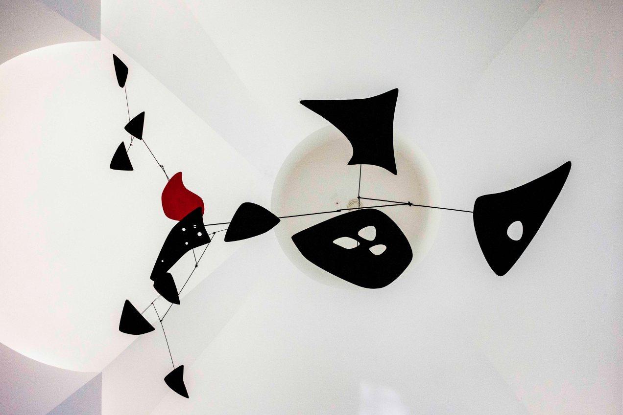 Calder, Picasso, gildalliere, Paris, 2019