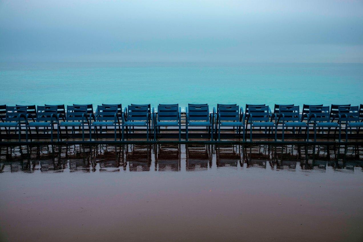 Bleu lagon, promenade des anglais, gildalliere, 2019