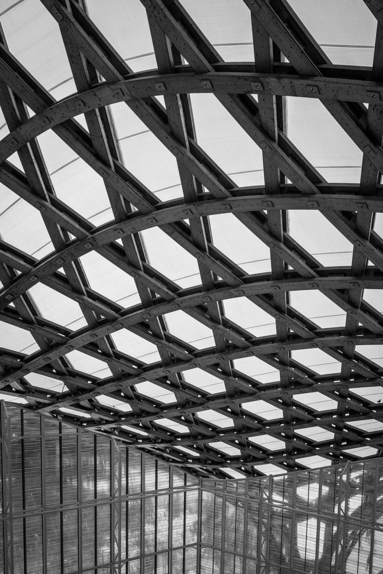 Centre Pompidou Metz, gildalliere, 2019