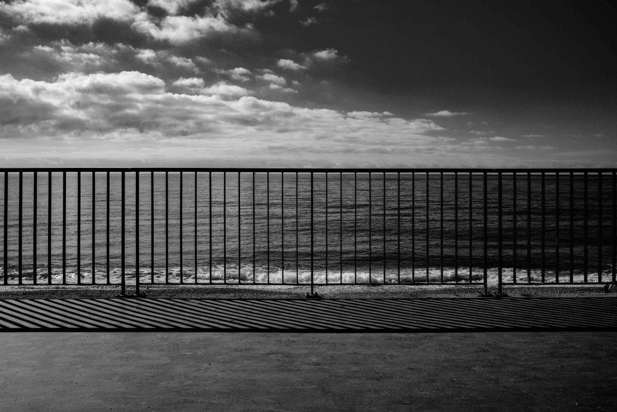 La promenade interdite, Nice, gildalliere, 2019