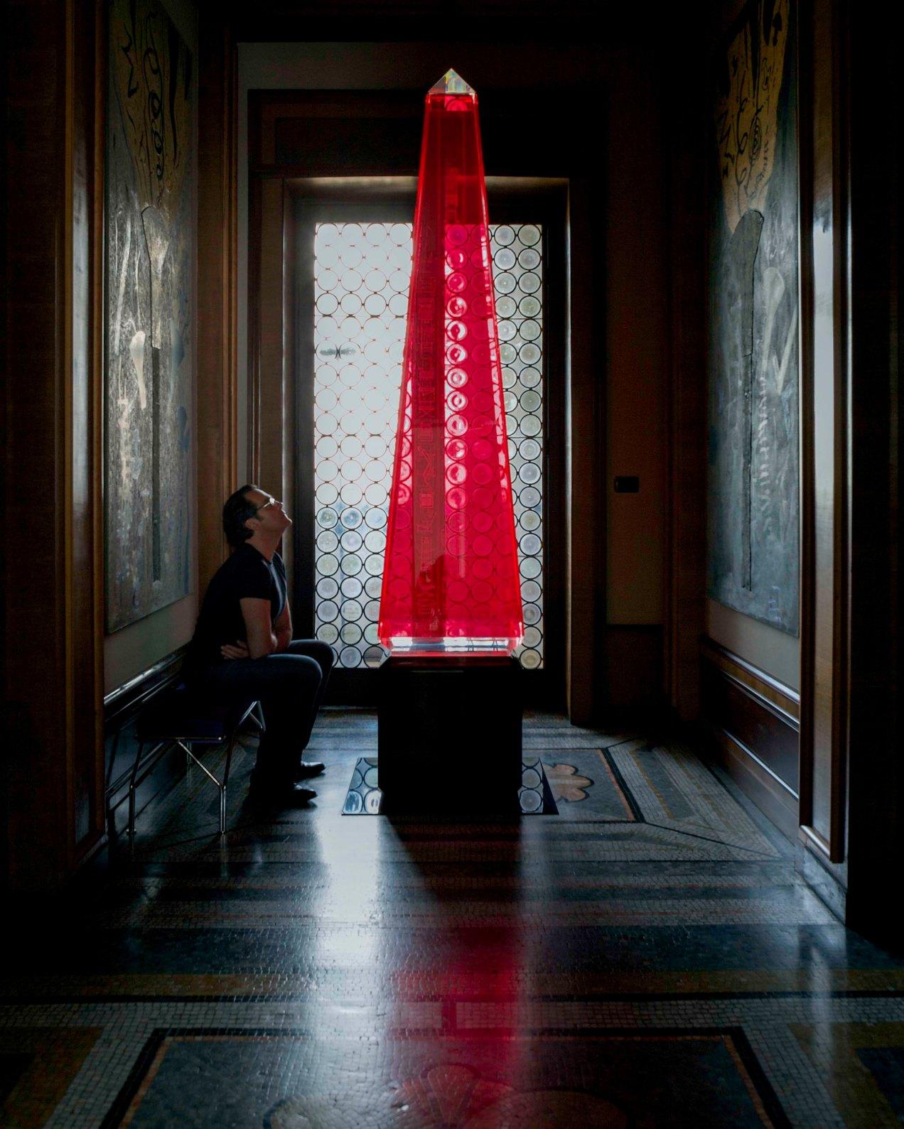 Mon Portrait, Italie, Milan, Sawaya&Moroni, 2008.