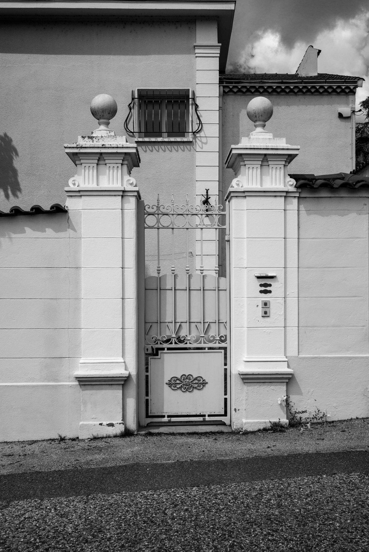 Le portillon des Hirondelles, Andrézieux, gildalliere, 2019