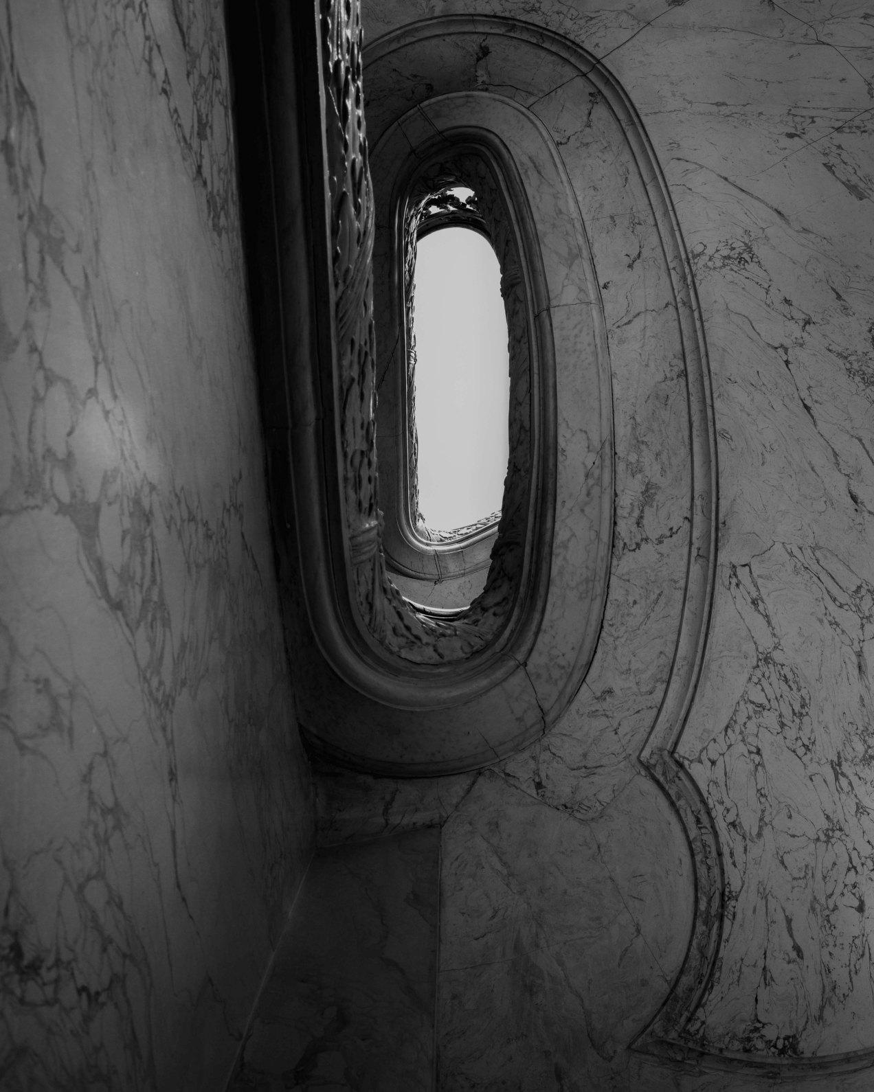Escalier, musée Jacquemard André, gildalliere, Paris, 2019