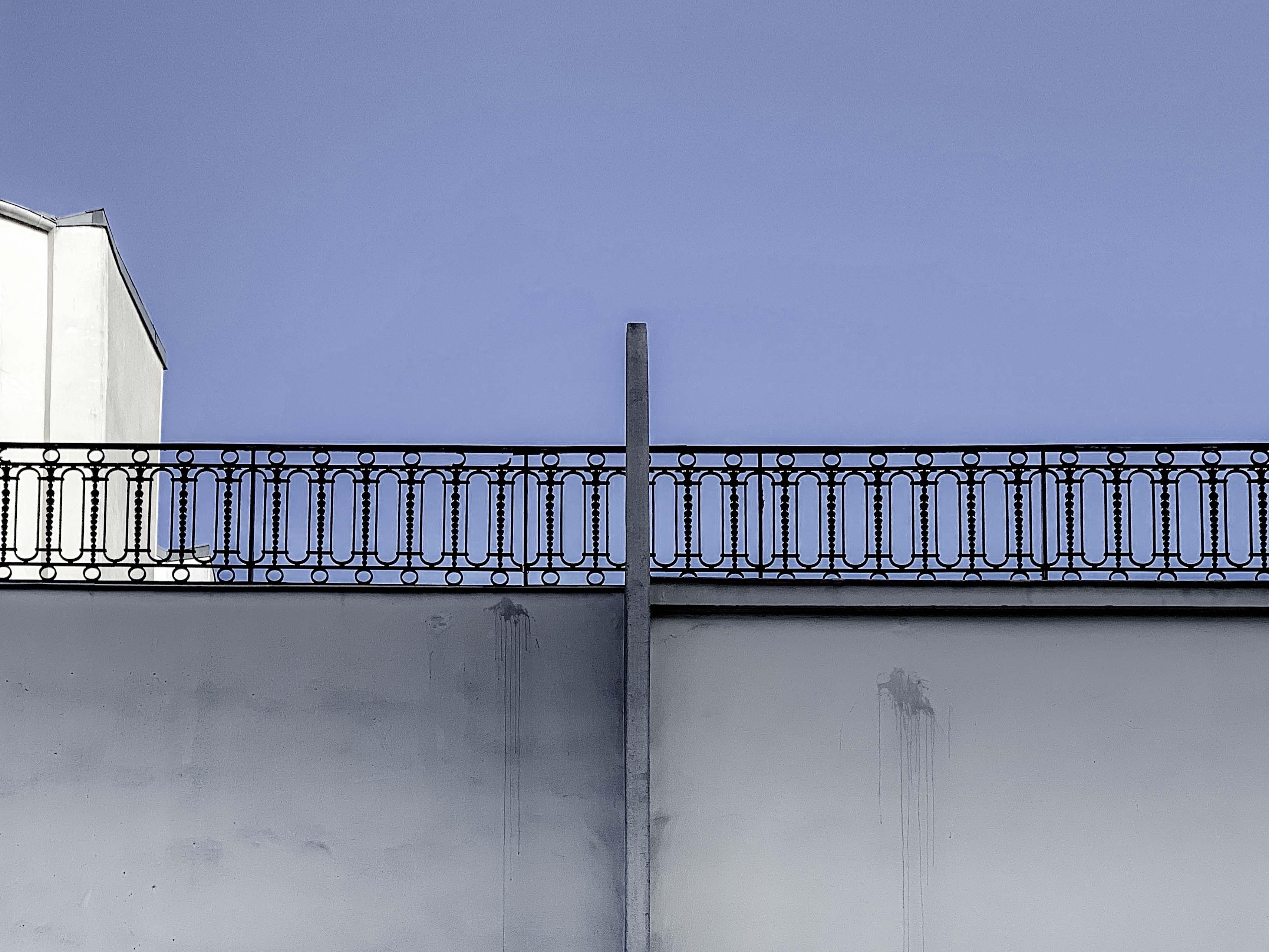 Un balcon sur le ciel de Paris, gildalliere, 2019