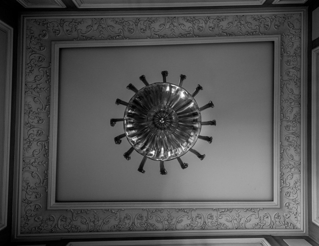 Accroché au plafond, gildalliere, Malakoff, 2019