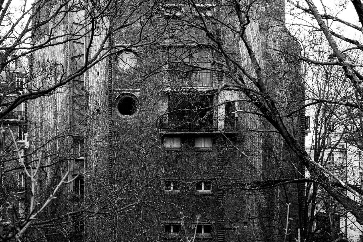 Architecture, Montmartre, Paris, gildalliere, 2019