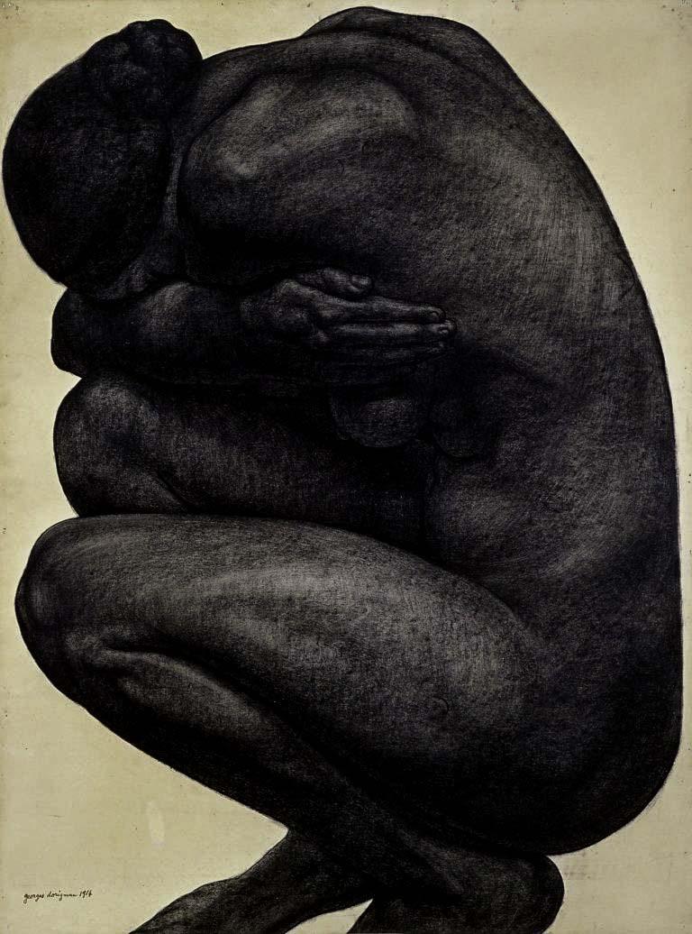 GEORGES-DORIGNAC-_-Femme-nue-accroupie-copie-768x1036