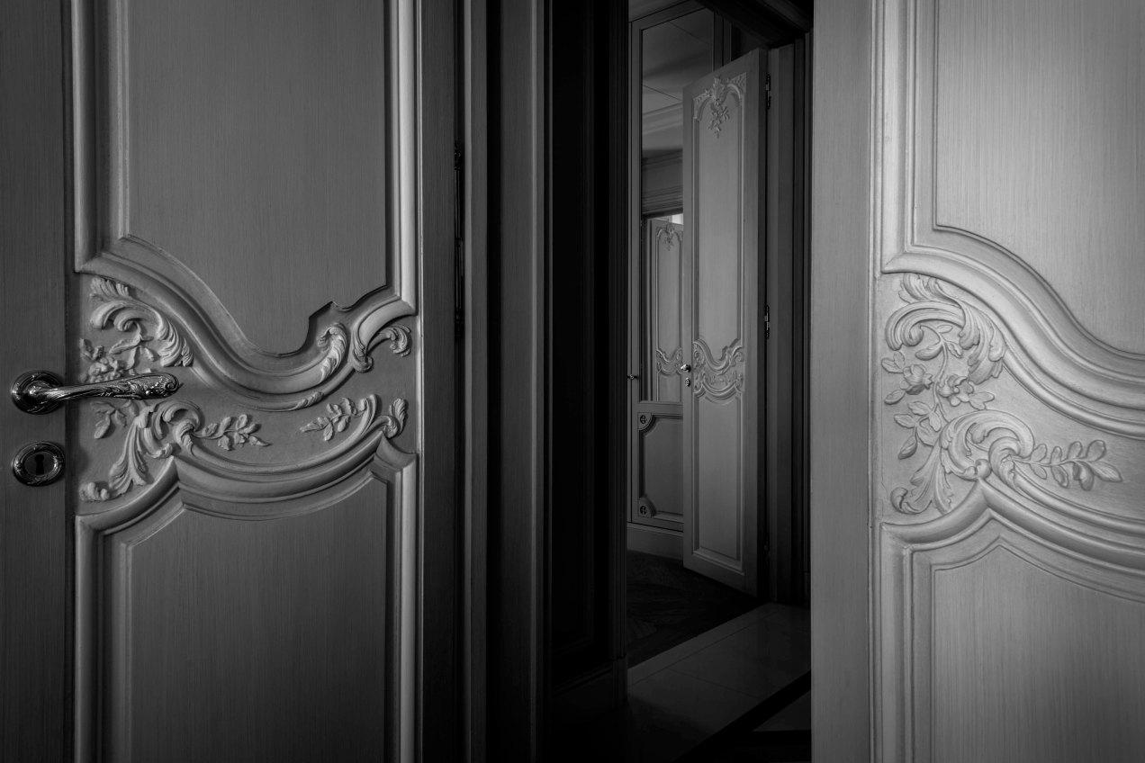 Jeu de portes, Malakoff, gildalliere, 2019
