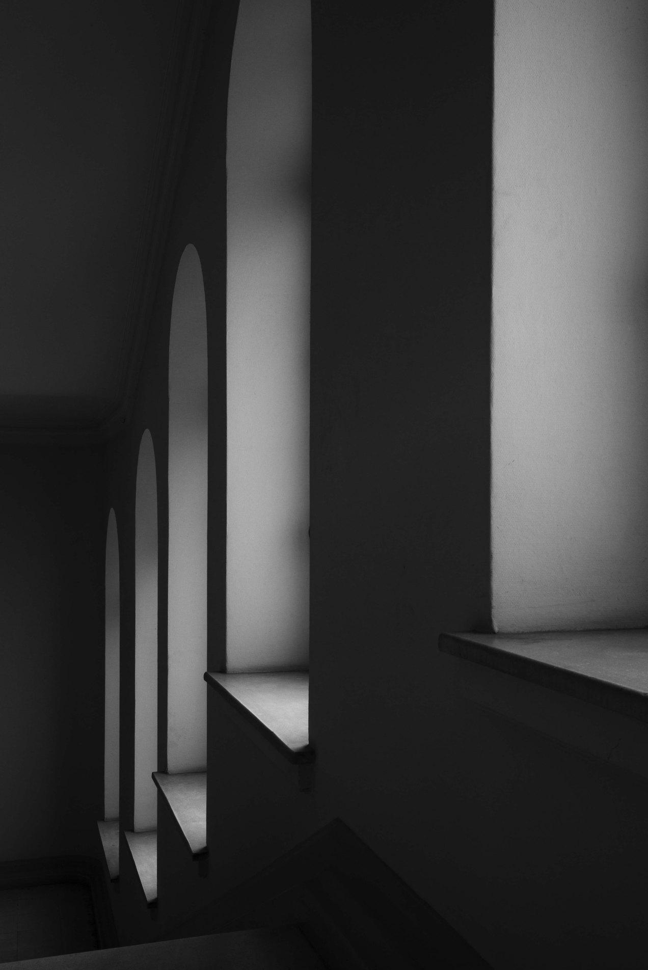 Détail, escalier du Majestic, Nice, gildalliere, 2019