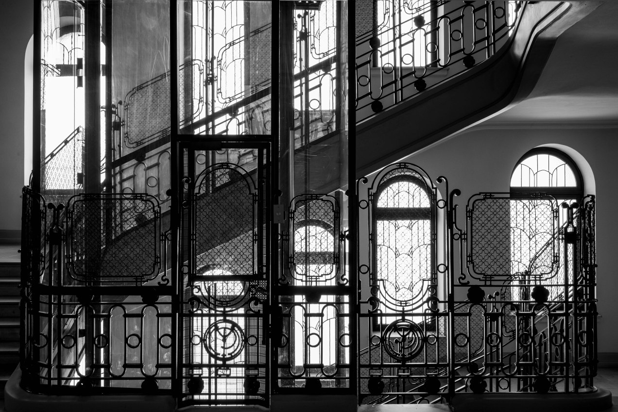 Etage, le Majestic, gildalliere, 2019,
