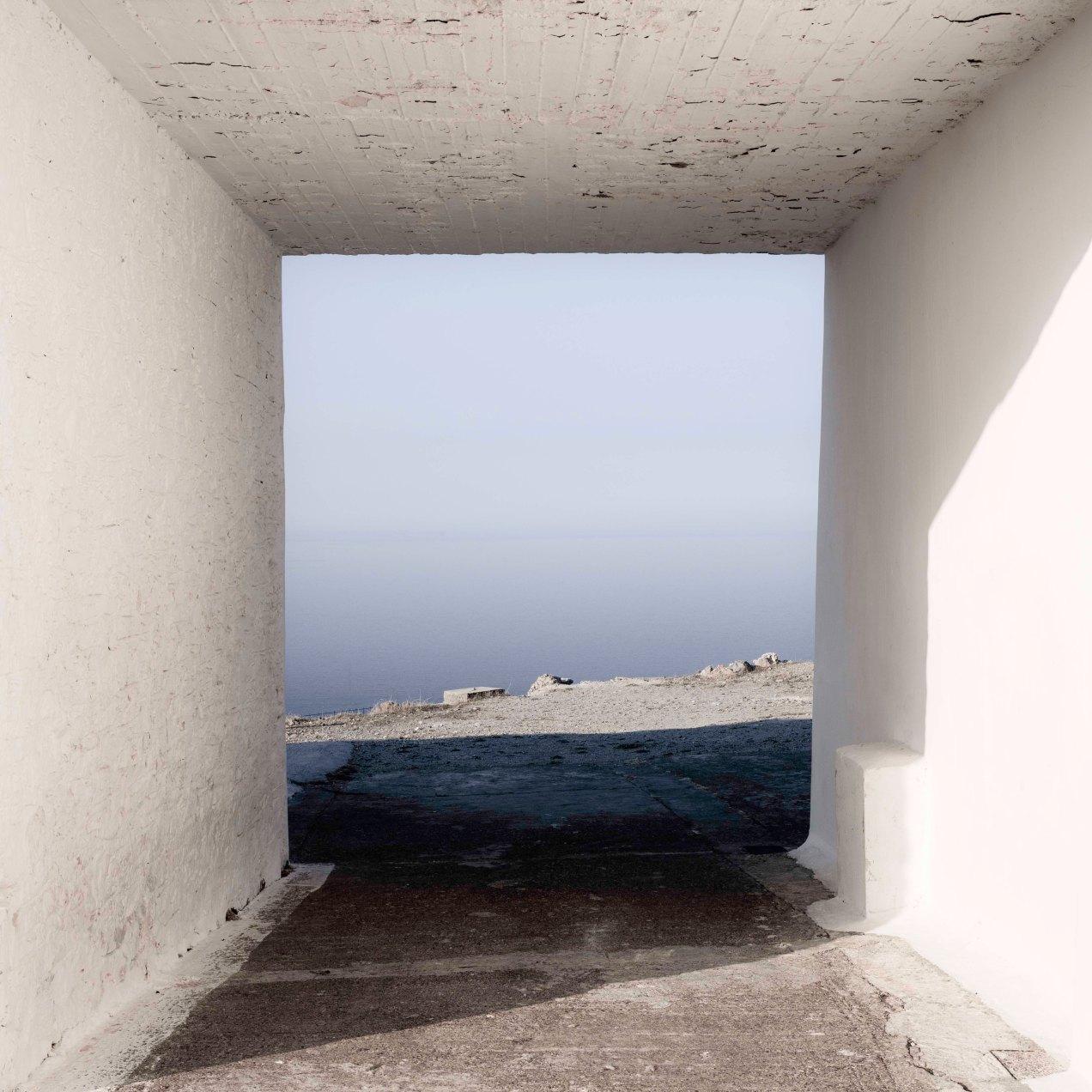 Ouverture sur la mer, gildalliere, Cythère, 2018