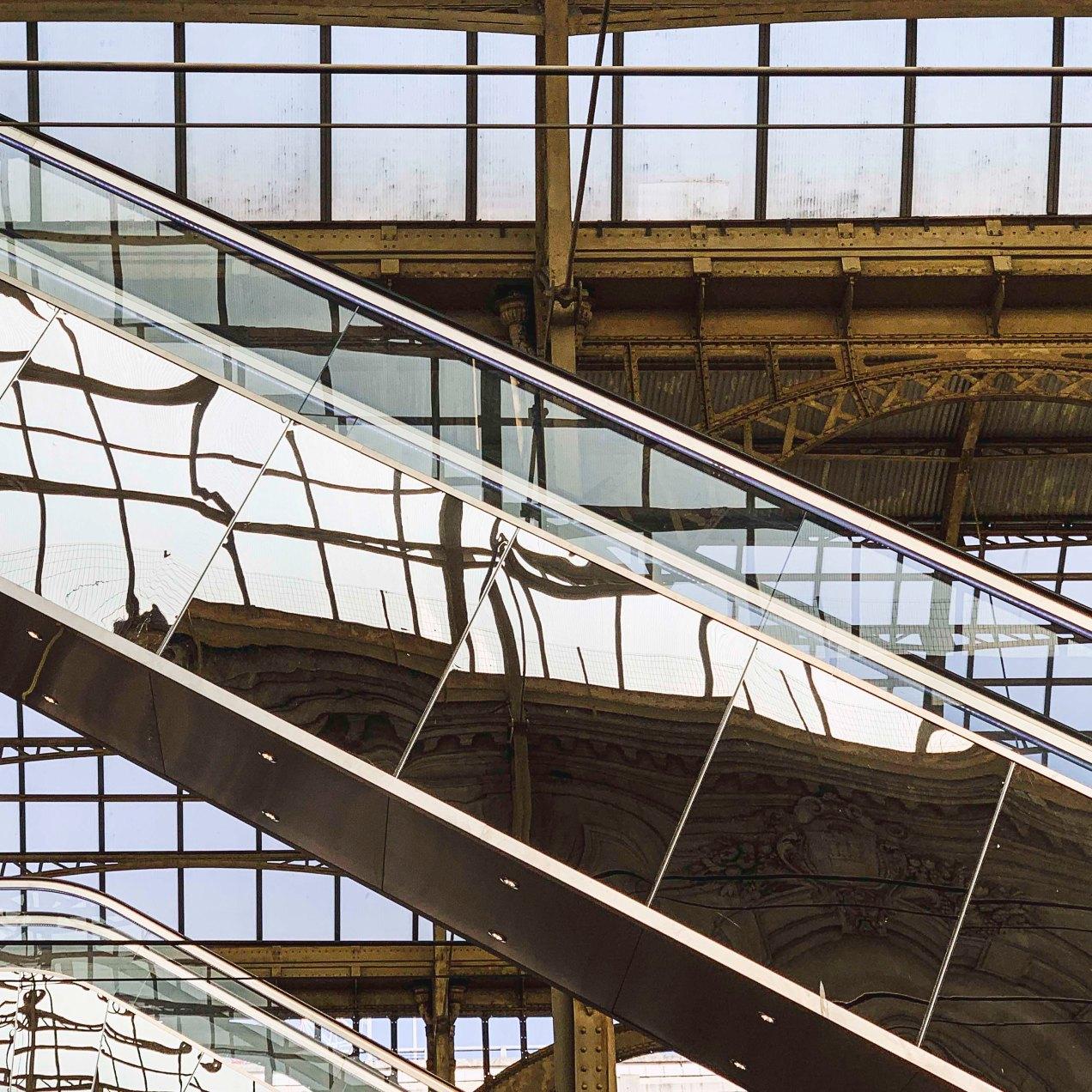 Gare de Nice, gildalliere, 2019