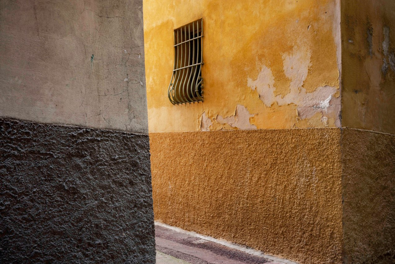 Ocre jaune, vieux Nice, gildalliere, 2019