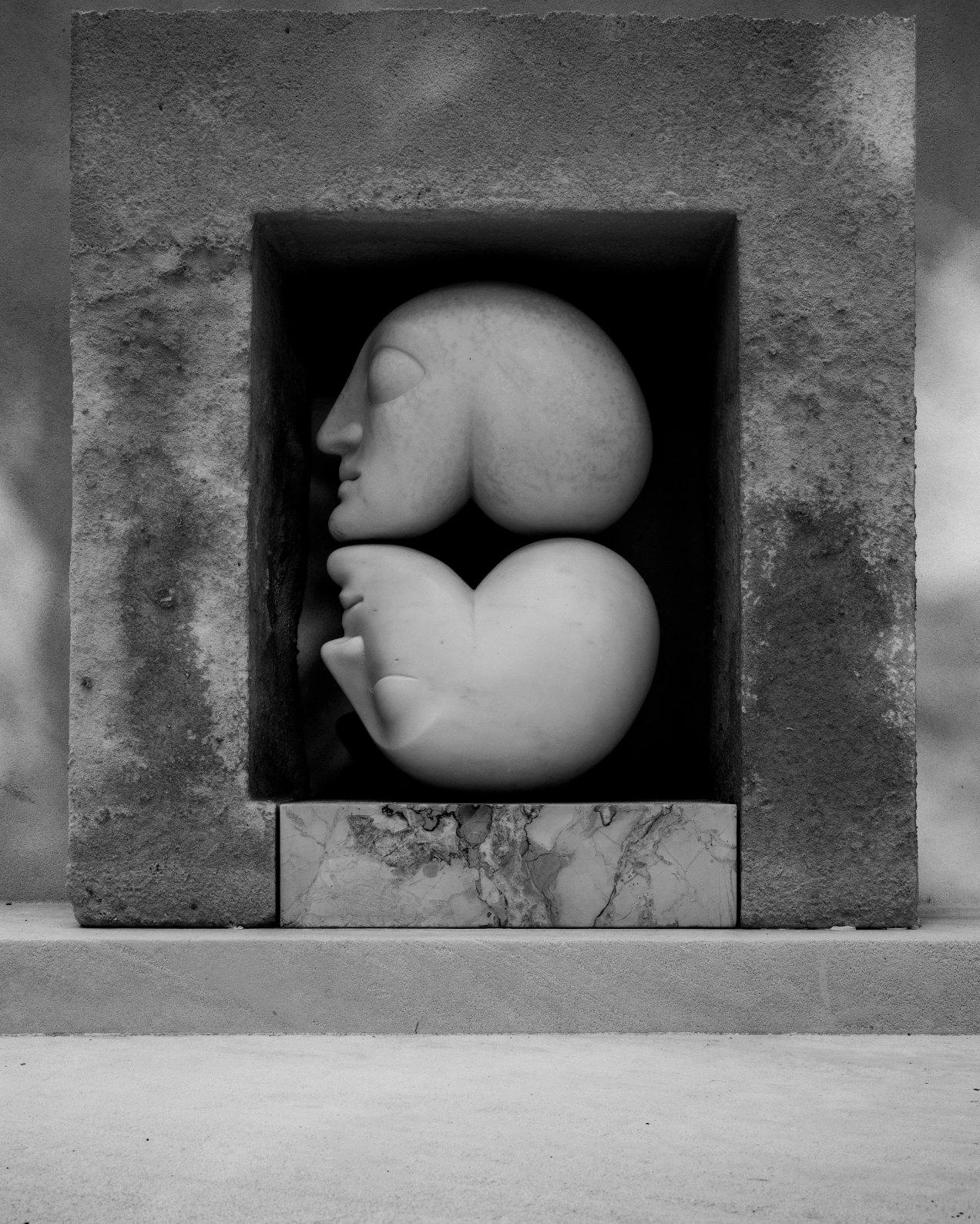 Sépulture de Victor Brauner, cimetière de Montmartre, Paris, gildalliere, 2019