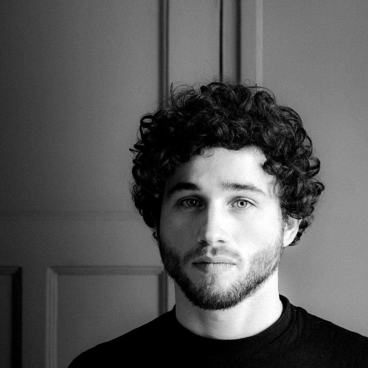 Thibault Massina, portrait, noir et blanc, gildalliere, 2019