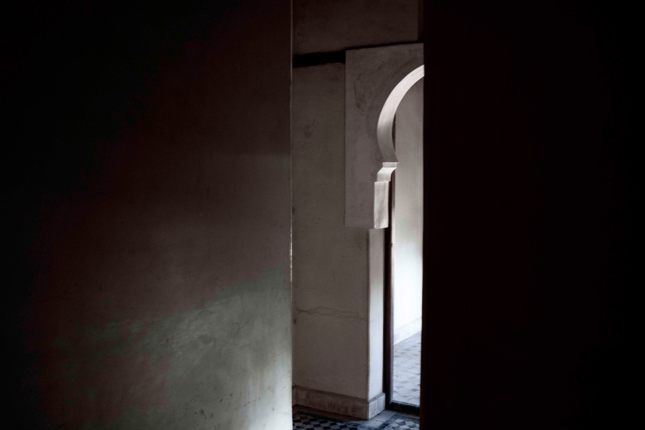 Médersa Cherratine, Fès, Maroc, gildallier, 2020